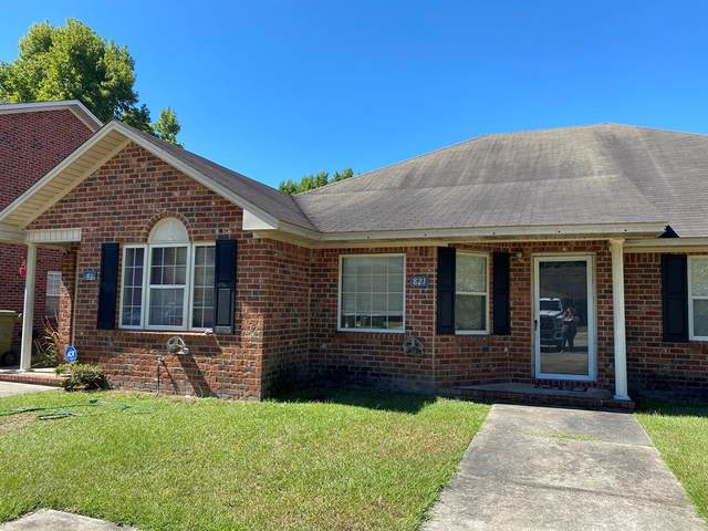 821 Jessamine Trail, Sumter, SC 29150 (MLS #149041) :: The Litchfield Company