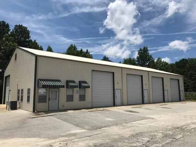 1500 Airport Road, Sumter, SC 29150 (MLS #149065) :: The Litchfield Company