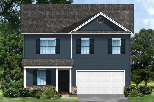 1718 Carnoustie Drive, Sumter, SC 29154 (MLS #149107) :: The Litchfield Company
