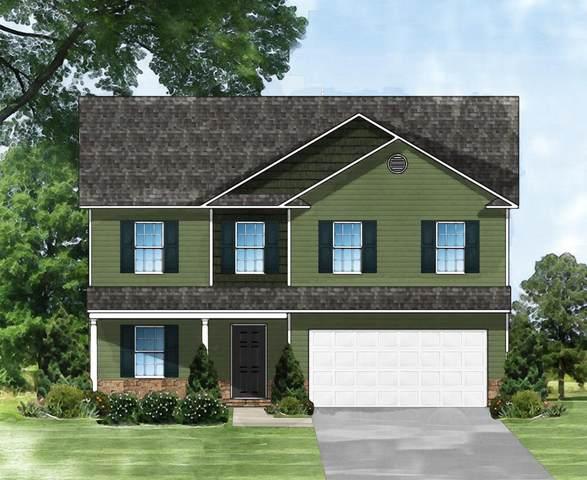 311 Niblick Drive, Sumter, SC 29154 (MLS #149109) :: The Litchfield Company