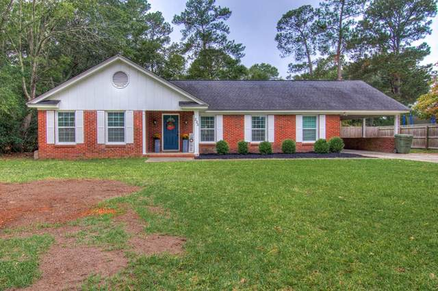 235 Lesesne Dr, Sumter, SC 29150 (MLS #149212) :: The Litchfield Company