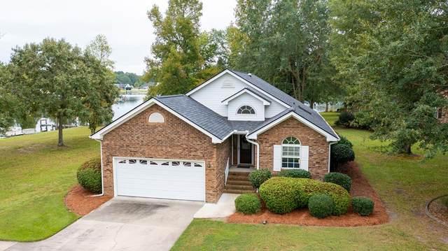 203 Ridge Lake Drive, Manning, SC 29102 (MLS #149226) :: The Litchfield Company