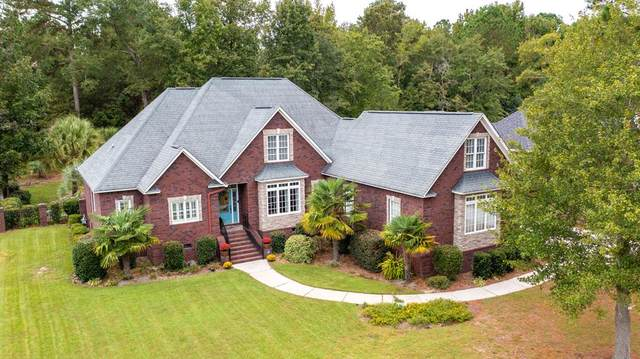 1330 Broadwater Dr., Sumter, SC 29150 (MLS #149238) :: The Litchfield Company