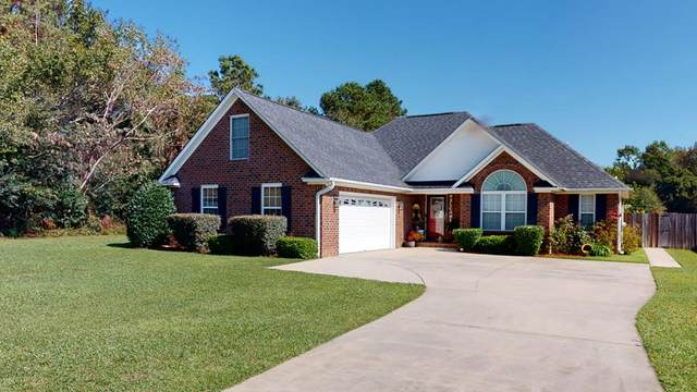 3135 Temple Rd, Sumter, SC 29153 (MLS #149318) :: The Litchfield Company