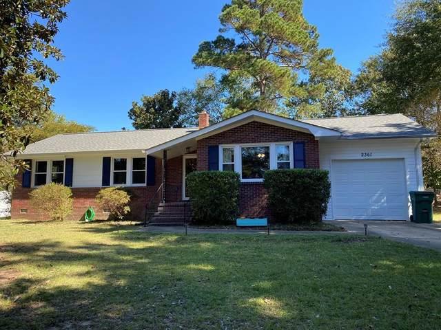 2361 Brookgreen Rd, Sumter, SC 29154 (MLS #149325) :: The Litchfield Company