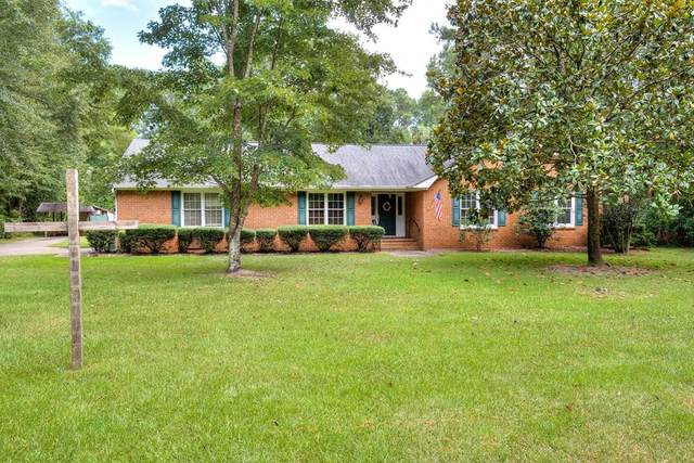 2120 Tanglewood Rd., Sumter, SC 29154 (MLS #149358) :: The Litchfield Company