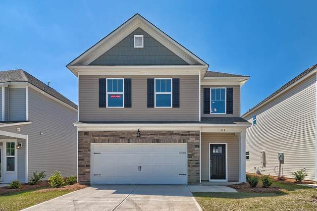 1824 Ruger Drive (Lot 433), Sumter, SC 29150 (MLS #149359) :: The Litchfield Company