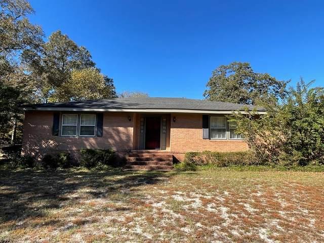 4550 Pinewood Rd., Sumter, SC 29154 (MLS #149399) :: The Latimore Group
