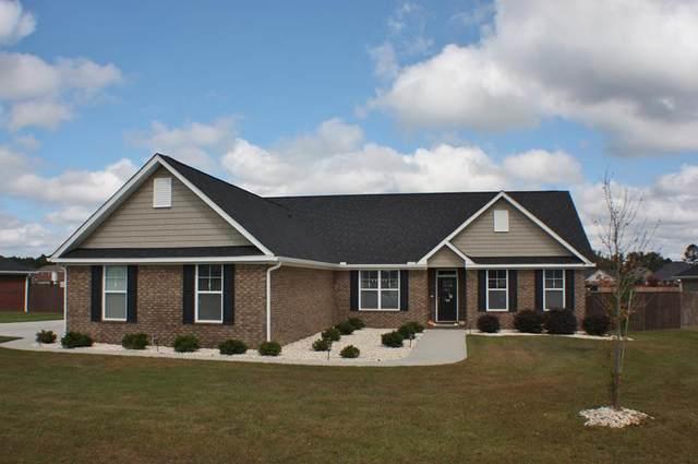 3615 Katwallace Cir, Sumter, SC 29154 (MLS #149403) :: The Litchfield Company