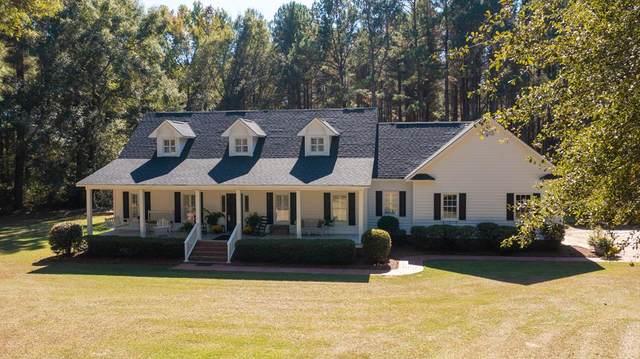 2620 W. Brewington Rd., Sumter, SC 29153 (MLS #149413) :: The Litchfield Company