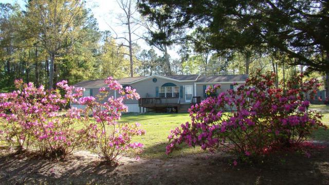 142 Rutledge, Eutawville, SC 29048 (MLS #138817) :: Gaymon Gibson Group