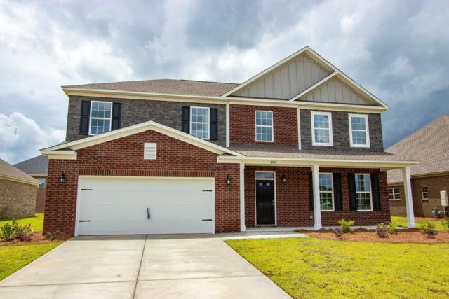 2045 Indiangrass Cove (Lot 94), Sumter, SC 29153 (MLS #139082) :: Gaymon Gibson Group