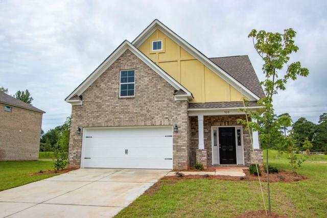 520 Curlew Circle (Lot 144), Sumter, SC 29150 (MLS #139717) :: Gaymon Gibson Group