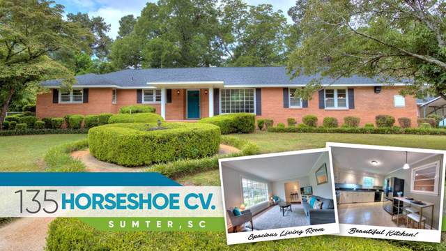 135 Horseshoe Cove (Lot 2), Sumter, SC 29150 (MLS #141367) :: Gaymon Gibson Group