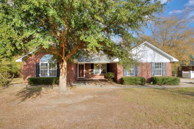 1470 Malone Dr, Sumter, SC 29154 (MLS #141793) :: Gaymon Gibson Group