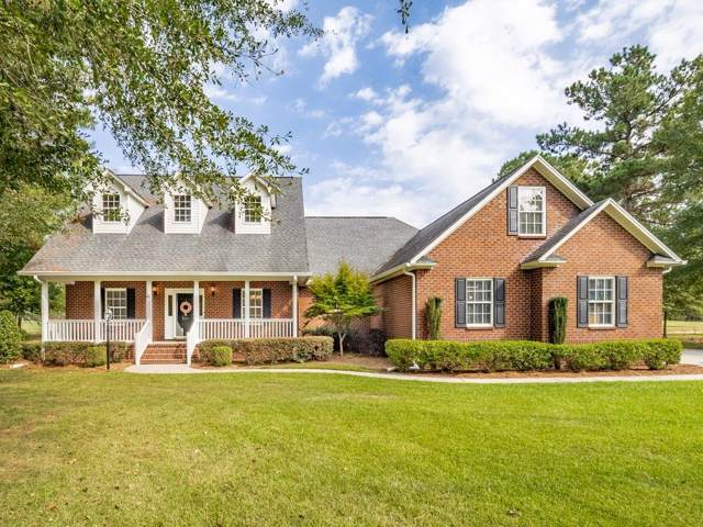 535 Torrey Pines, Sumter, SC 29150 (MLS #141851) :: Gaymon Gibson Group