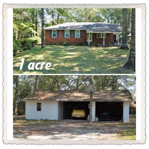 442 Seminole Rd, Sumter, SC 29150 (MLS #141979) :: Gaymon Gibson Group