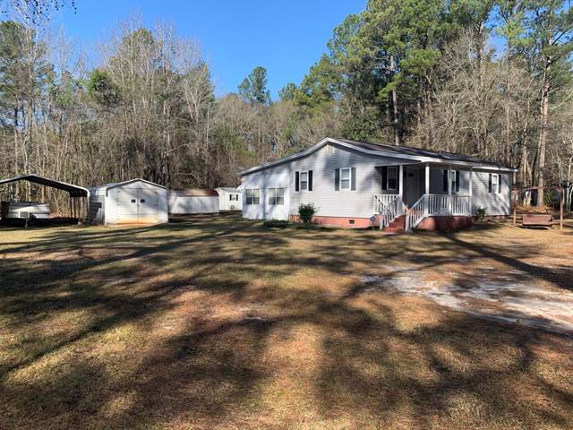 4290 Linden, Sumter, SC 29154 (MLS #142683) :: Gaymon Gibson Group