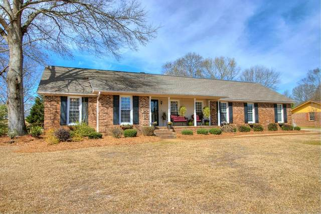 1268 Shoreland Drive, Sumter, SC 29154 (MLS #142691) :: The Litchfield Company