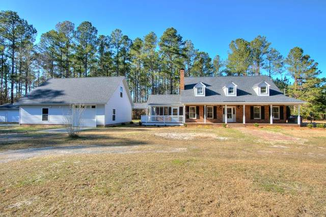 340 Eastern School Rd, Sumter, SC 29153 (MLS #143121) :: Gaymon Gibson Group
