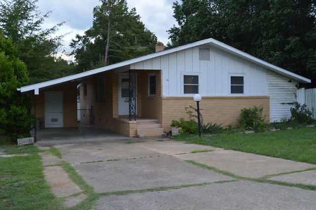 5502 Oakcrest Road, Sumter, SC 29153 (MLS #143479) :: Gaymon Gibson Group