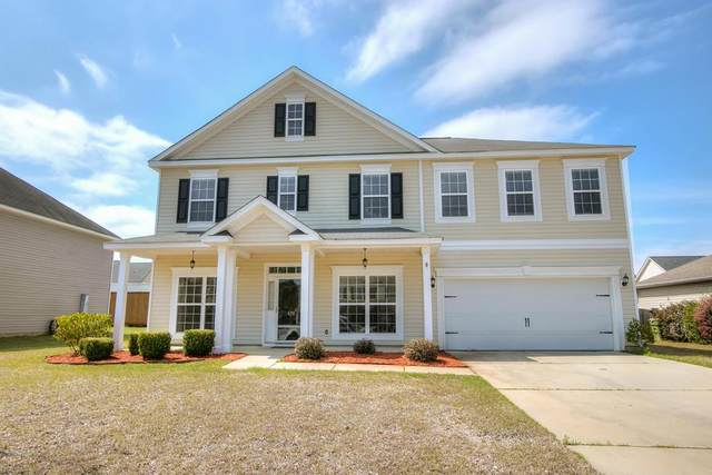 670 Brutsch, Sumter, SC 29154 (MLS #143558) :: Gaymon Gibson Group