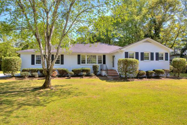 13 Edgewater Drive, Sumter, SC 29150 (MLS #143636) :: The Litchfield Company