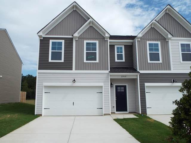 2959 Old Field Rd Lot 448, Sumter, SC 29150 (MLS #143653) :: The Litchfield Company