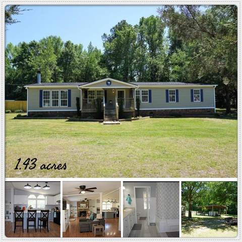 4110 Saddle Trail Dr, Sumter, SC 29154 (MLS #143880) :: The Litchfield Company