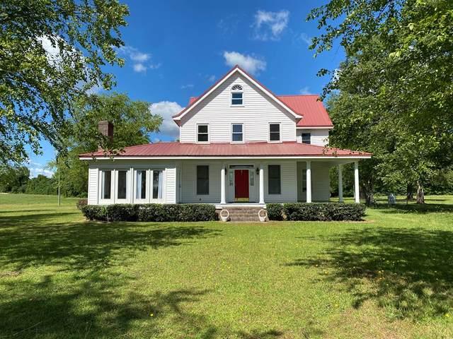 3570 Leonard Brown Road, Sumter, SC 29153 (MLS #143931) :: Gaymon Realty Group