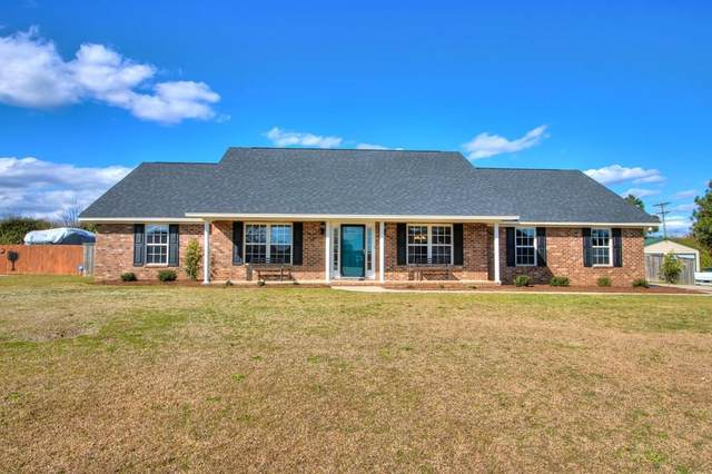 3015 Ashlynn Way, Sumter, SC 29154 (MLS #144133) :: Gaymon Realty Group