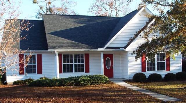 1130 Blue Heron Pt, Manning, SC 29102 (MLS #144912) :: The Litchfield Company