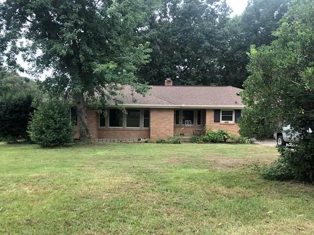 2346 Brookgreen Rd, Sumter, SC 29154 (MLS #145142) :: The Litchfield Company