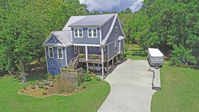 1388 Blackberry Bush Rd., Summerton, SC 29148 (MLS #145158) :: The Litchfield Company