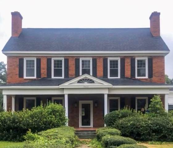 1621 St Charles Rd, Bishopville, SC 29010 (MLS #145237) :: The Litchfield Company