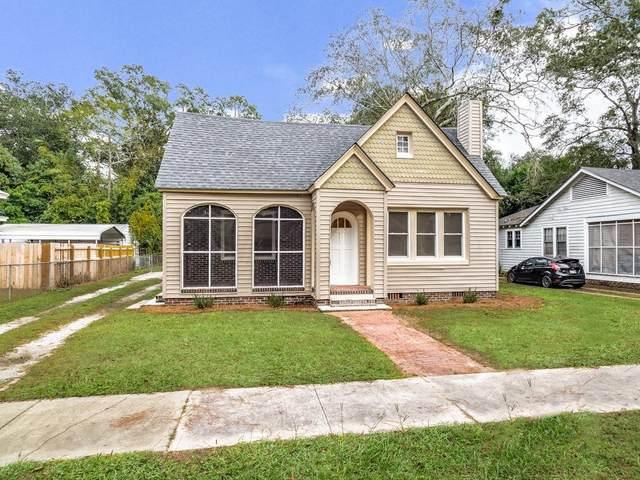 33 Chestnut Street, Sumter, SC 29150 (MLS #145396) :: Gaymon Realty Group