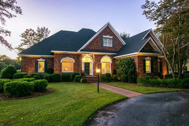 270 Lakewood Dr., Sumter, SC 29150 (MLS #145609) :: The Litchfield Company