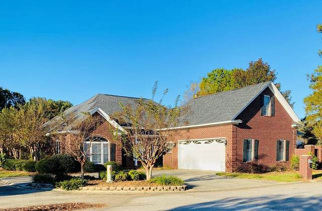 895 W Glouchester Dr, Sumter, SC 29150 (MLS #145765) :: Gaymon Realty Group