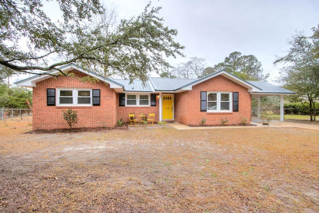 870 Perry Blvd, Sumter, SC 29154 (MLS #146218) :: The Litchfield Company