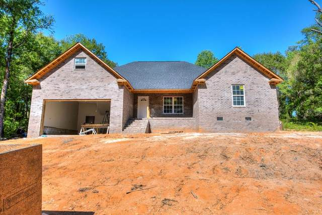 1940 Barnwell Dr., Sumter, SC 29154 (MLS #146816) :: The Litchfield Company