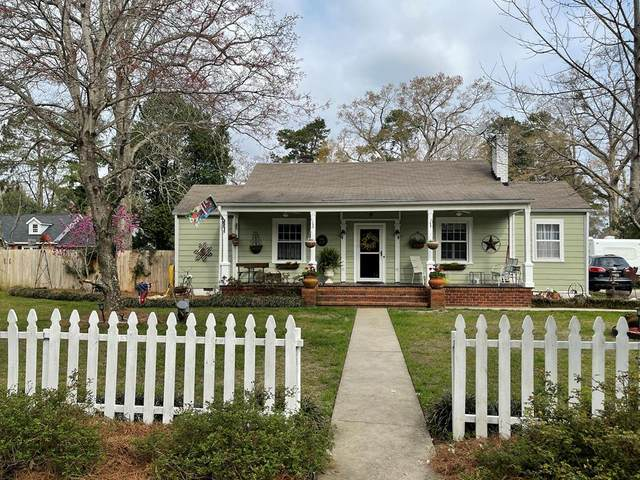 9 Sunset Street, Sumter, SC 29150 (MLS #146827) :: Gaymon Realty Group