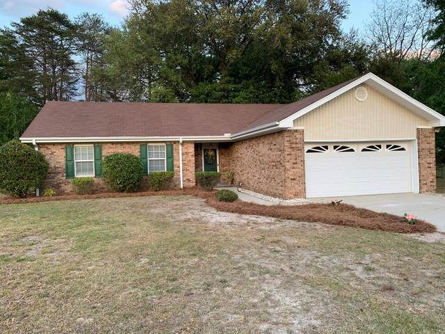 988 Saltwood Rd, Sumter, SC 29154 (MLS #147233) :: The Latimore Group