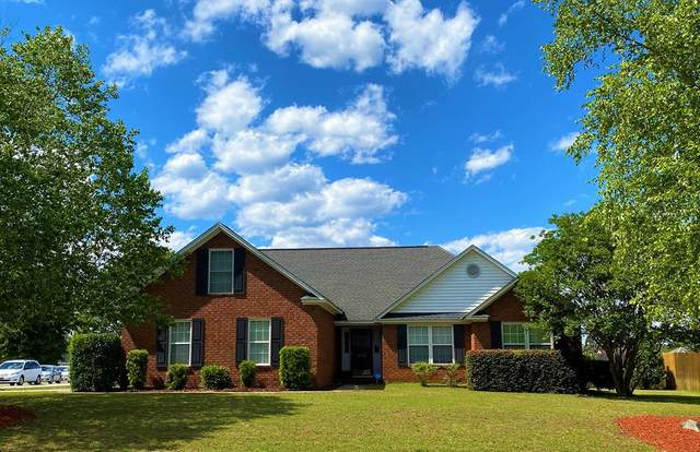 3040 Foxcroft Circle, Sumter, SC 29150 (MLS #147580) :: Gaymon Realty Group