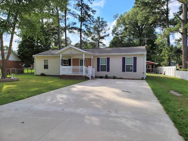 1033 Robin Hood Ave, Sumter, SC 29153 (MLS #148003) :: The Latimore Group