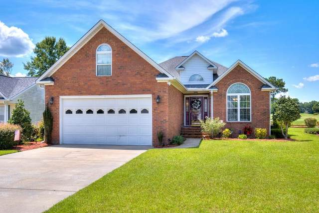 1187 Blue Heron Point, Manning, SC 29102 (MLS #148564) :: The Litchfield Company
