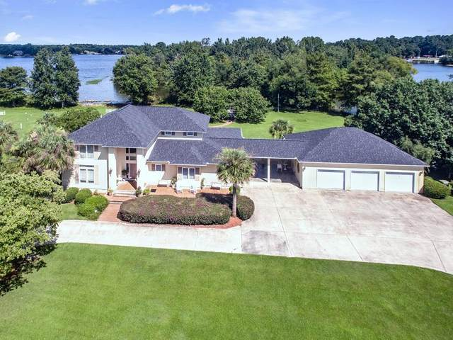 1252 Shore  Drive, Manning, SC 29102 (MLS #148725) :: The Litchfield Company