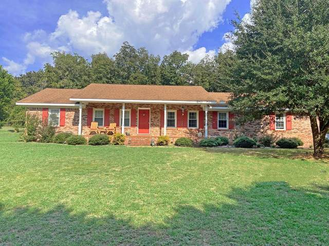 1277 Barnwell Dr, Sumter, SC 29154 (MLS #149025) :: The Litchfield Company
