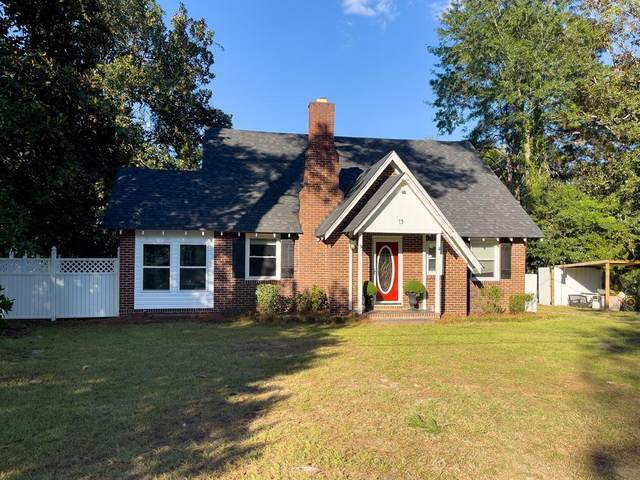 13 Maplewood Dr, Sumter, SC 29150 (MLS #149082) :: The Litchfield Company