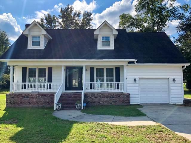 243 Gourdin, Greeleyville, SC 29056 (MLS #149140) :: The Litchfield Company