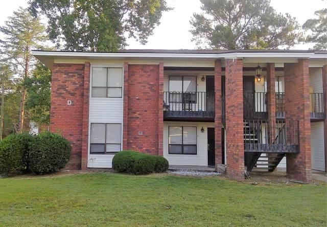 251 Rast St, Bldg D, Apt 5, Sumter, SC 29150 (MLS #149153) :: The Litchfield Company